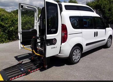 Mobilità Garantita – consegna veicolo