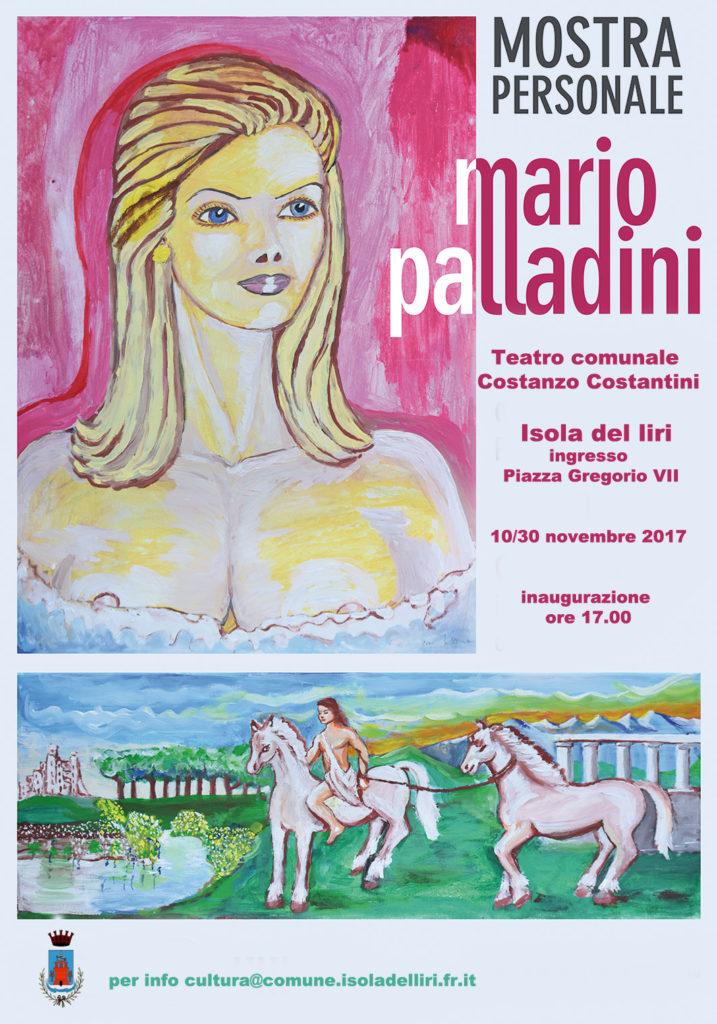 Mostra di pittura - Mario Palladini @ Isola del Liri | Isola del Liri | Lazio | Italia