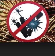 Ordinanza divieto e limitazioni fuochi d'artificio per Capodanno