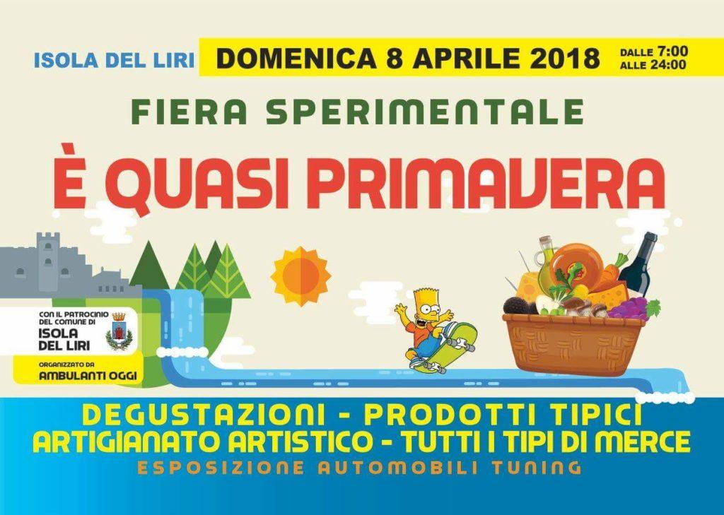 Fiera sperimentale @ Isola del Liri   Isola del Liri   Lazio   Italia