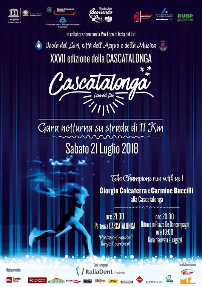 Cascatalonga 2018