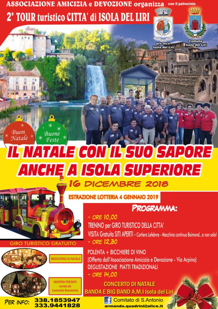 2° tour turistico della città @ Isola del Liri | Isola del Liri | Lazio | Italia