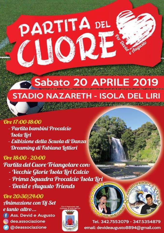 Partita del cuore @ Isola del Liri | Isola del Liri | Lazio | Italia