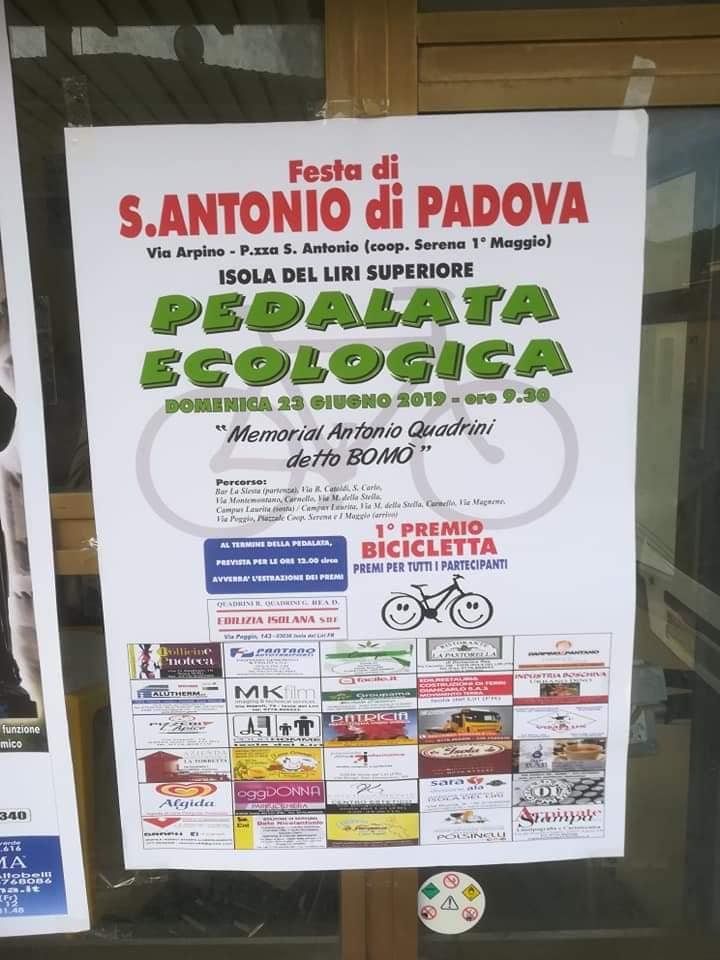 Pedalata ecologica