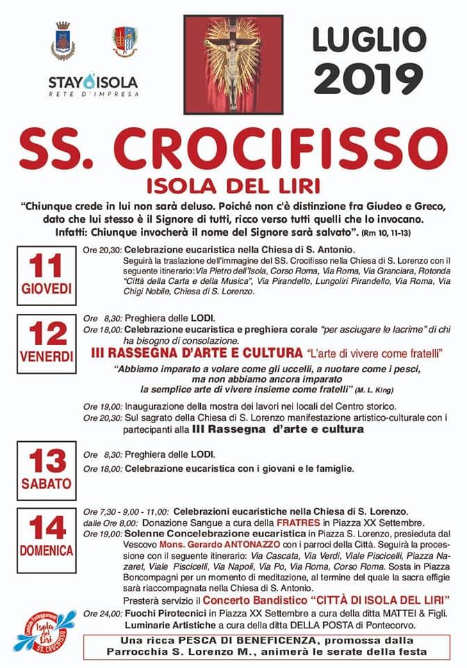 Festeggiamenti Ss. Crocifisso
