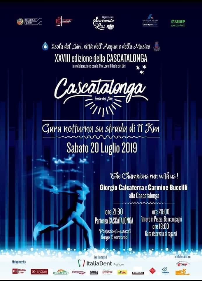 Cascatalonga 2019 @ Isola del Liri | Isola del Liri | Lazio | Italia