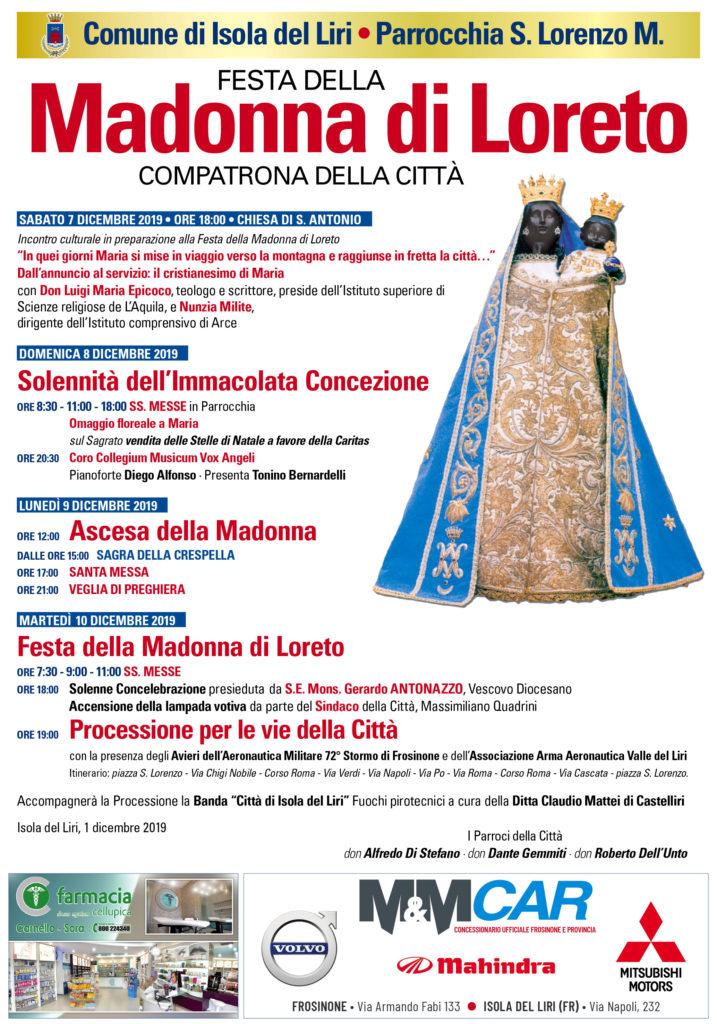 Festeggiamenti Madonna di Loreto