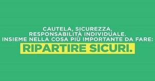 Ripresa attività dal 18 maggio – Regione Lazio