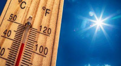 Ondata di calore nei giorni 7 e 8 luglio