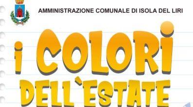 """Progetto comunale """"I Colori dell'Estate"""""""