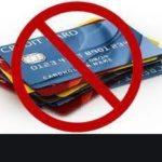 Sospensione pagamenti on-line